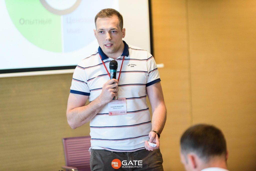 Александр Стенькин, «Watsons Украина»