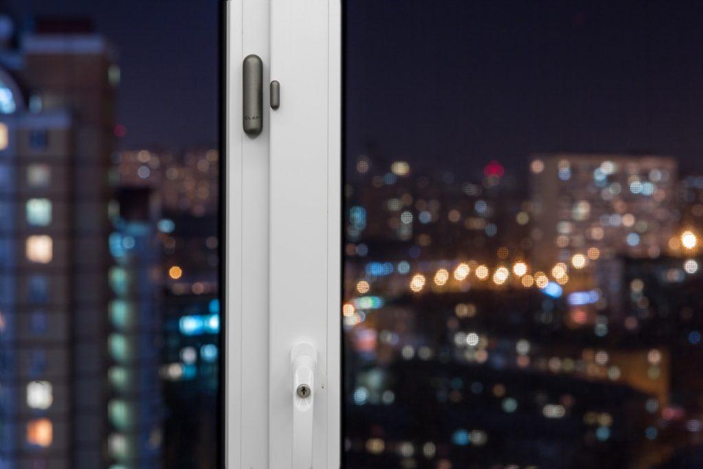 CLAP Датчик открытия и разбития окон и дверей