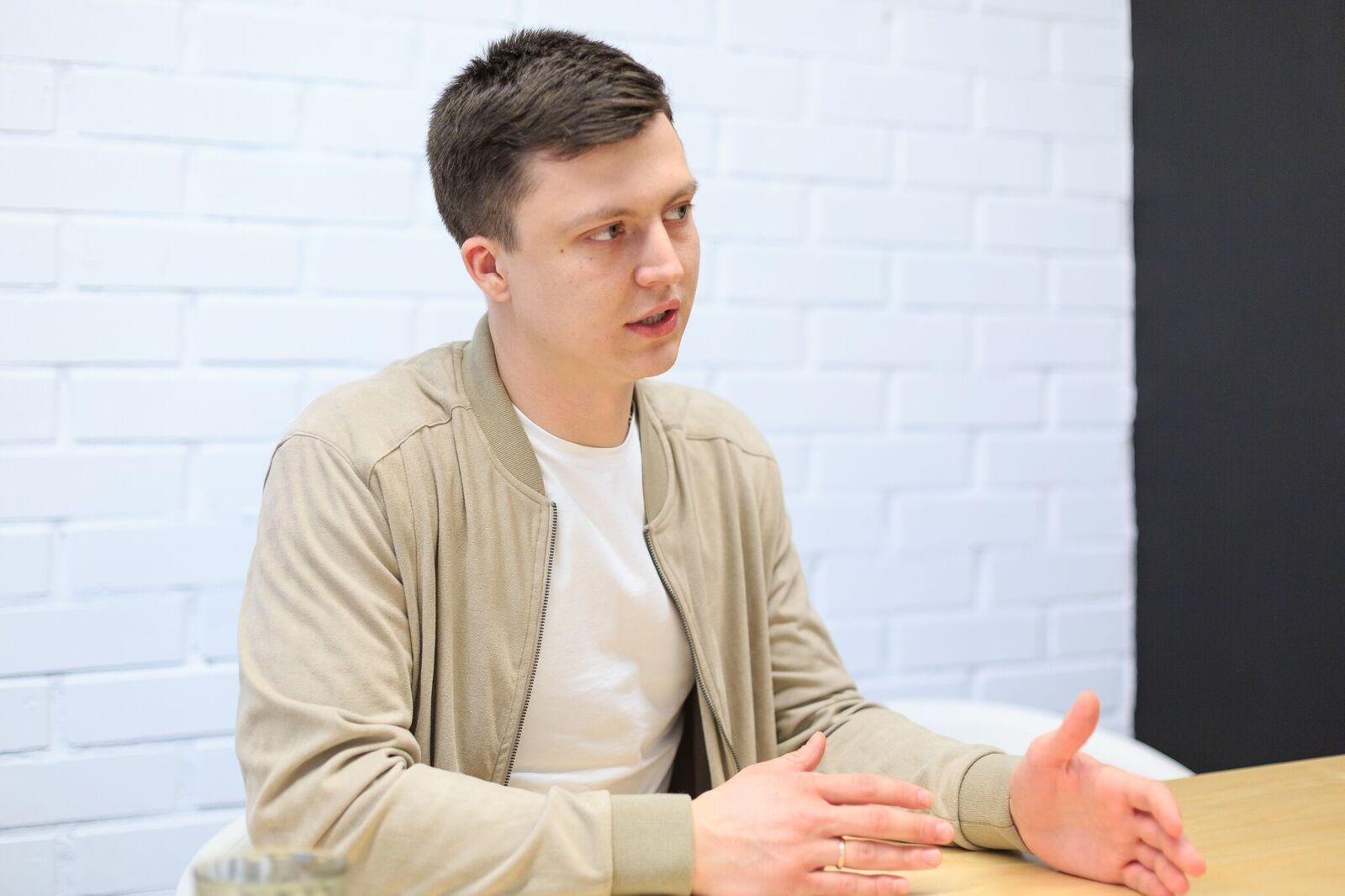 Артем Майдан, основатель образовательной компании PRIZMA и президент клуба предпринимателей «Трансформатор»