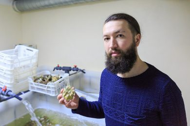 Андрей Пигулевский потерял IT-компанию и стал фермером. Зачем он выращивает устрицы и сколько зарабатывает на морепродуктах?