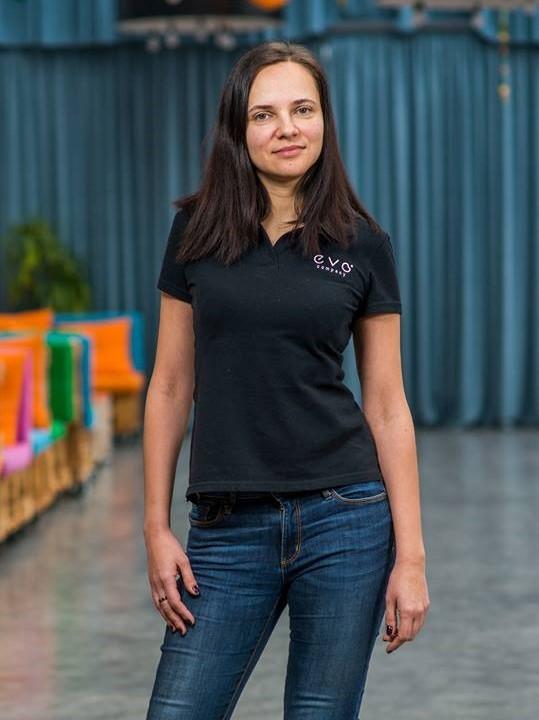 Анна Кивлюк, руководитель People Team в EVO