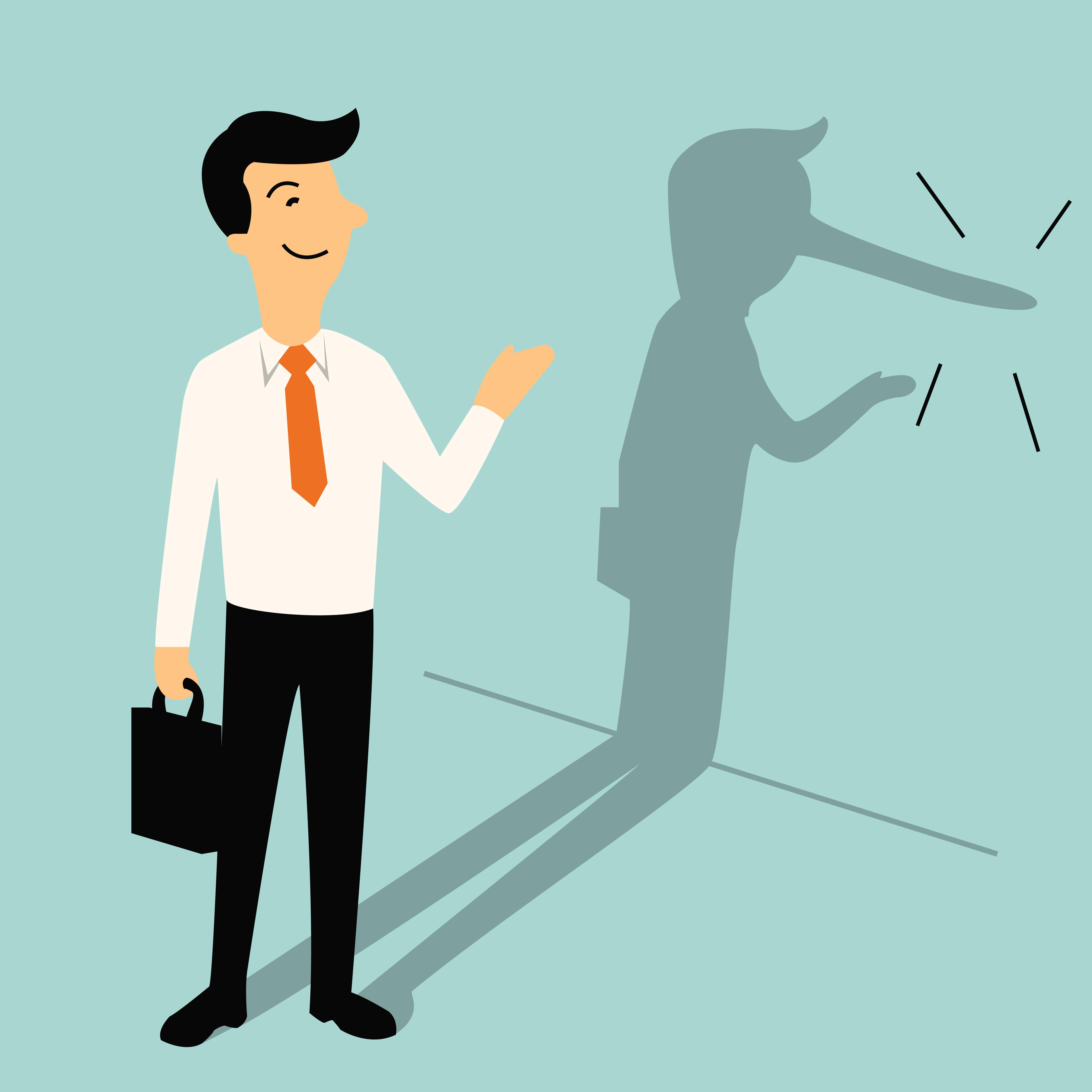 Семь советов, которые помогут распознать ложь собеседника