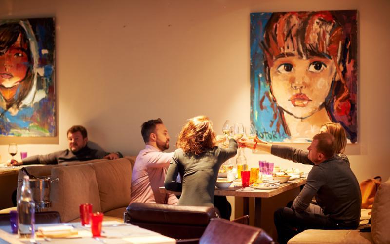 Ресторан «Ронин»