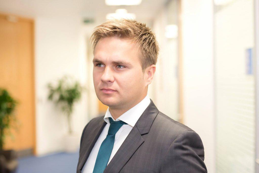 Дмитрий Будорин, Hacken