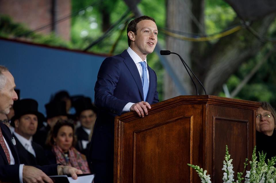 Марк Цукерберг рассказал о вмешательстве других стран в выборы США, конфиденциальности данных и работе с рекламодателями