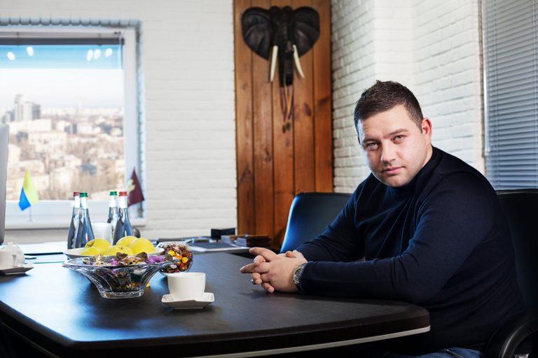 Создатель CLAP Александр Пойманов