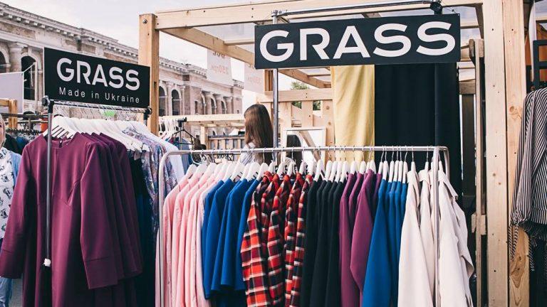 Украинские бренды одежды на выставке Made in Ukraine