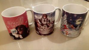 Поначалу Андрей Тимошенко решил наносить оживающие изображения на чашки