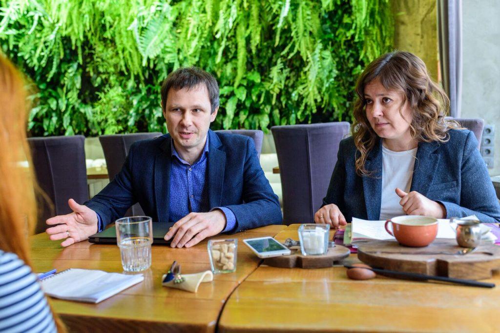Николай Чумак и Елена Коронотова знают, как совмещать бизнес и личную жизнь