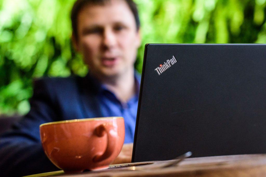 Thinkpad от Lenovo в бизнес-кругах — как микропропуск в сообщество для своих