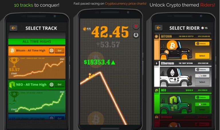 Crypto Rider