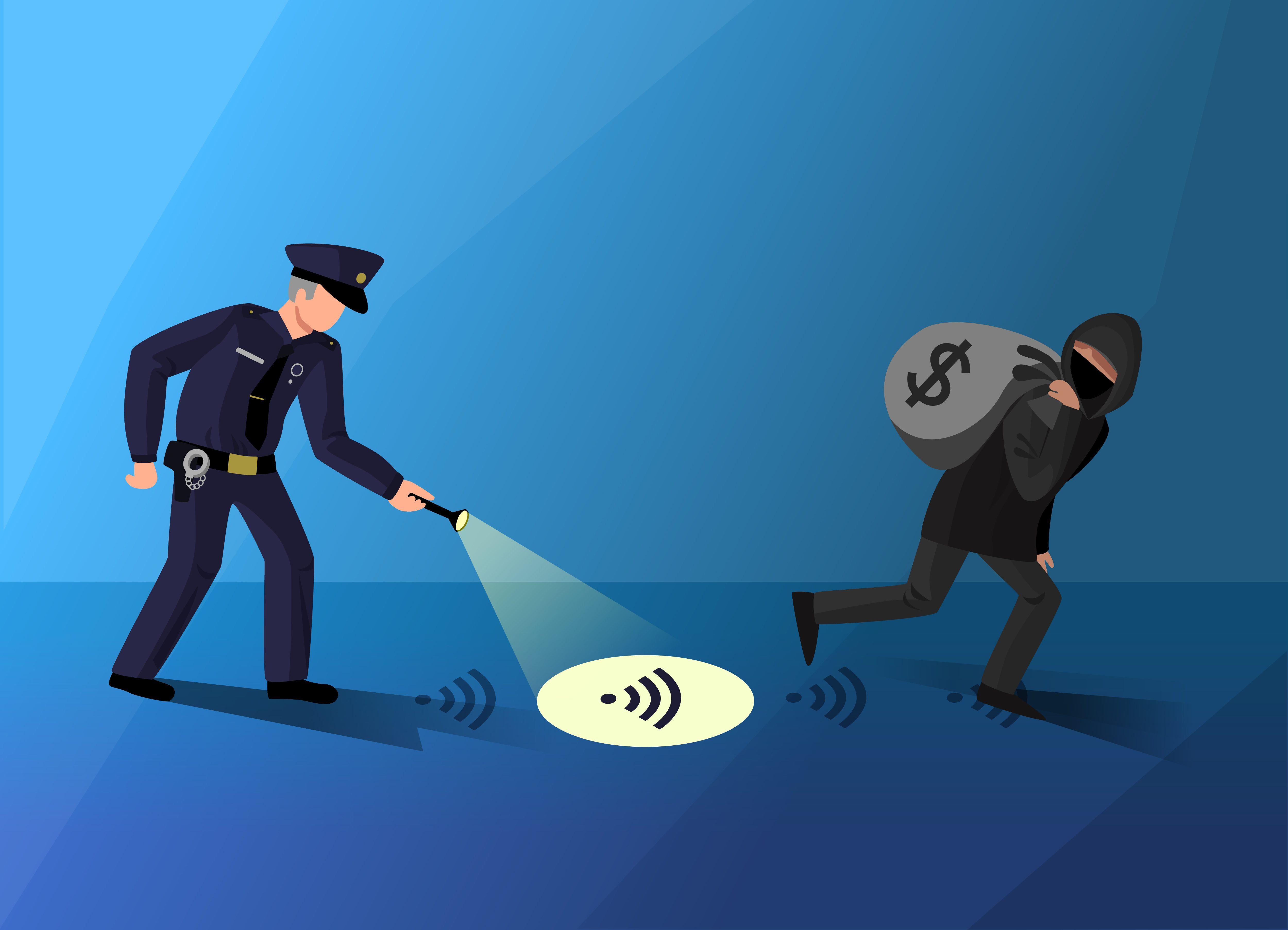 Вандалы воруют кабеля, а полиция бездействует
