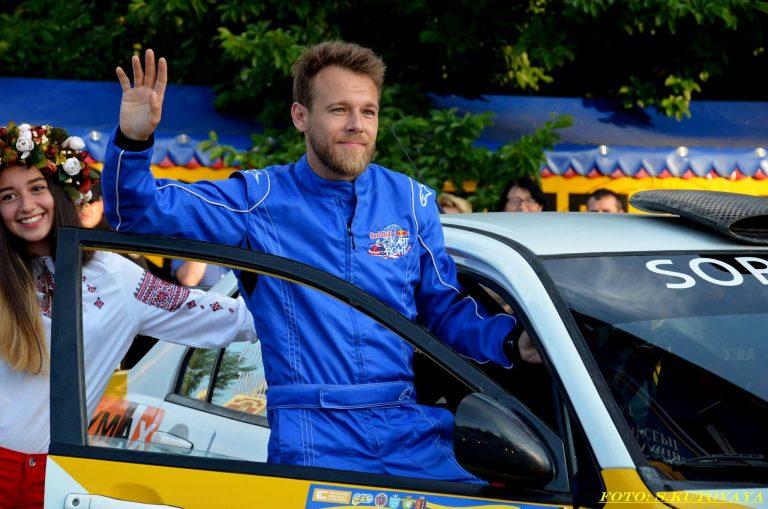 Митя Зиновьев - мастер спорта и вице-чемпион всеукраинских соревнований по классическому ралли