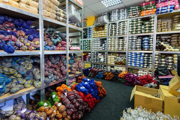 Пряжа TM VIVCHARI производится в Украине, а продается — по всей Европе
