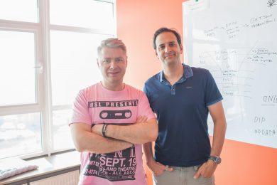 Алексей Клемпнер и Рой Эдери