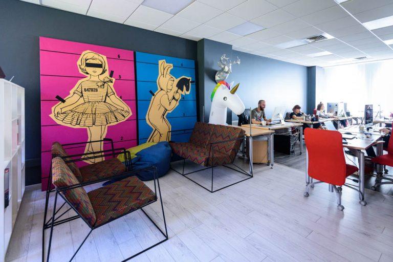 Офис Havas в Киеве