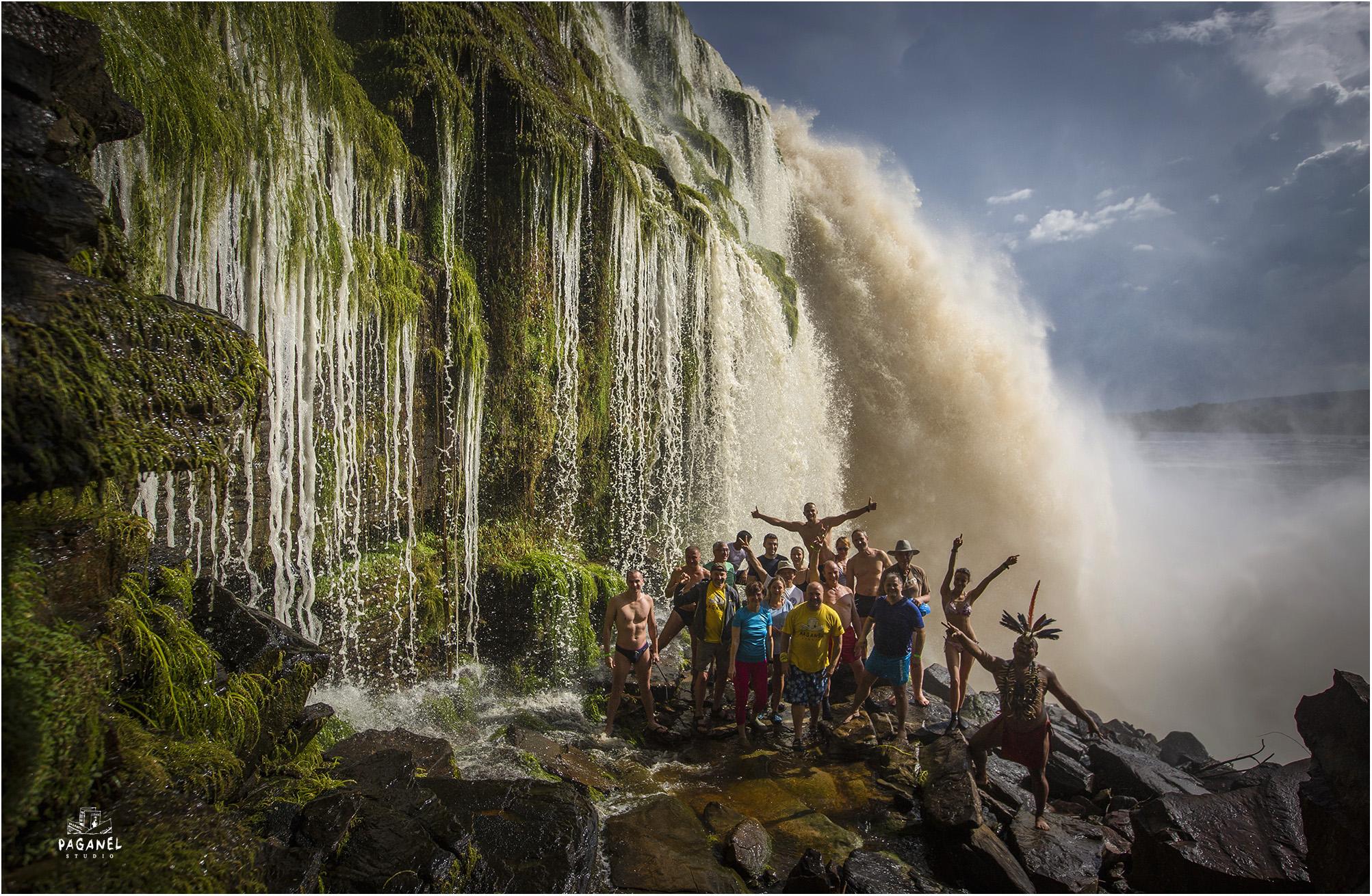 В каждой экспедиции должна быть своя цель – восхождение на какую-то вершину, поездка к шаманам и прочее