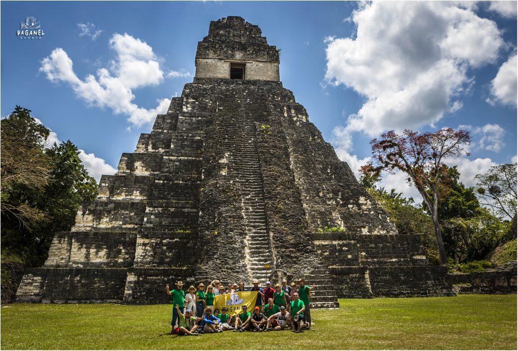 Храм I — майяский пирамидальный храм, расположенный в древней столице Мутульского царства Тикале на территории современной Гватемалы