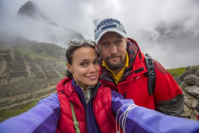 Андрей и Ольга Андреевы