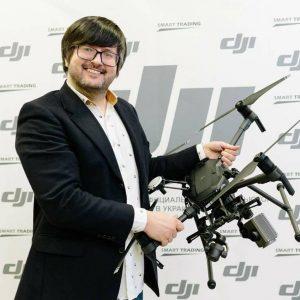 Валерий Яковенко, DRONE.UA