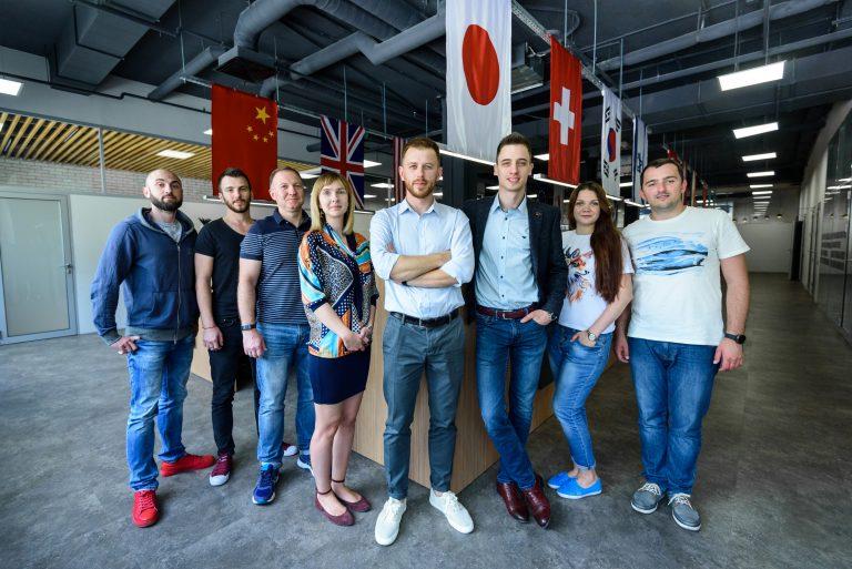 Команда «Интеркассы»