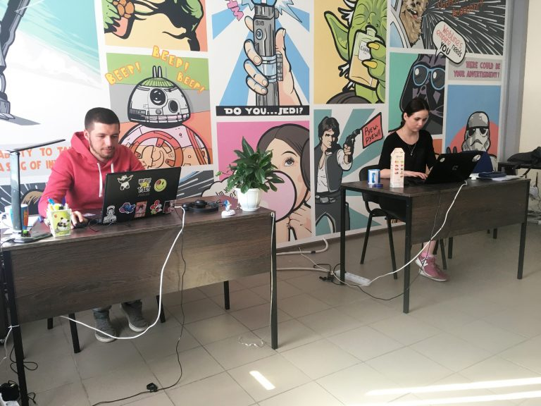 За пять лет команда Webline Promotion разработала около 200 проектов для малого и среднего бизнеса