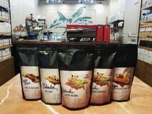 Кофе, который продается в ЦУМЕ