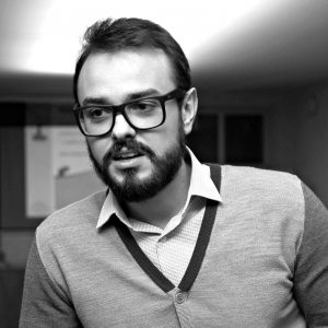 Сергей Набок, гендиректор издательства «Блиц-Информ»