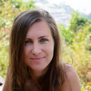 Елена Мирошник, основательница стартапа NamanaBags