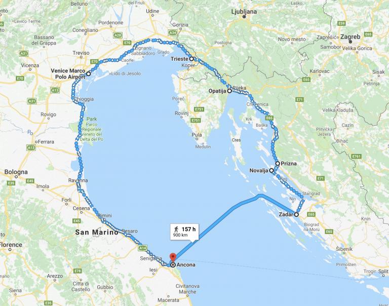 Велопоездки по Европе