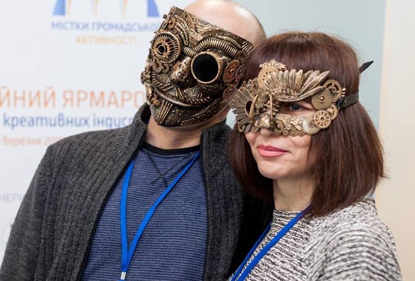 Дмитрий и Александра Брагины