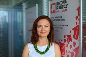 Лилия Загребельная, PR-директор «Нова Пошта»
