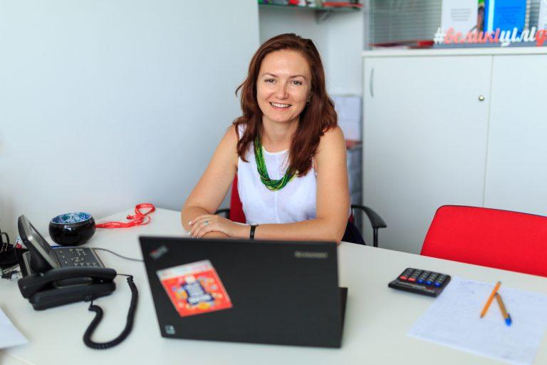 Лилия Загребельная, PR-директор «Новой Почты»