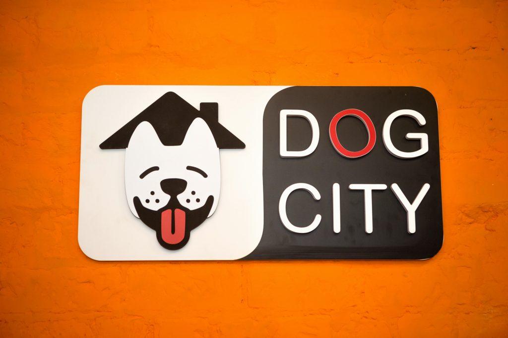 В гостинице для собак Dog City