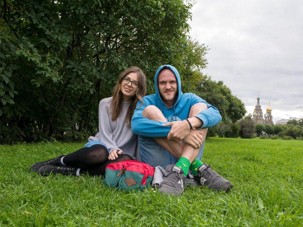 Максим и Ханна