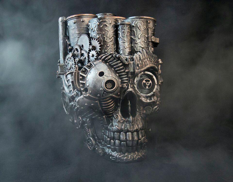 Маска Dmitriy Bragin-Art Creative