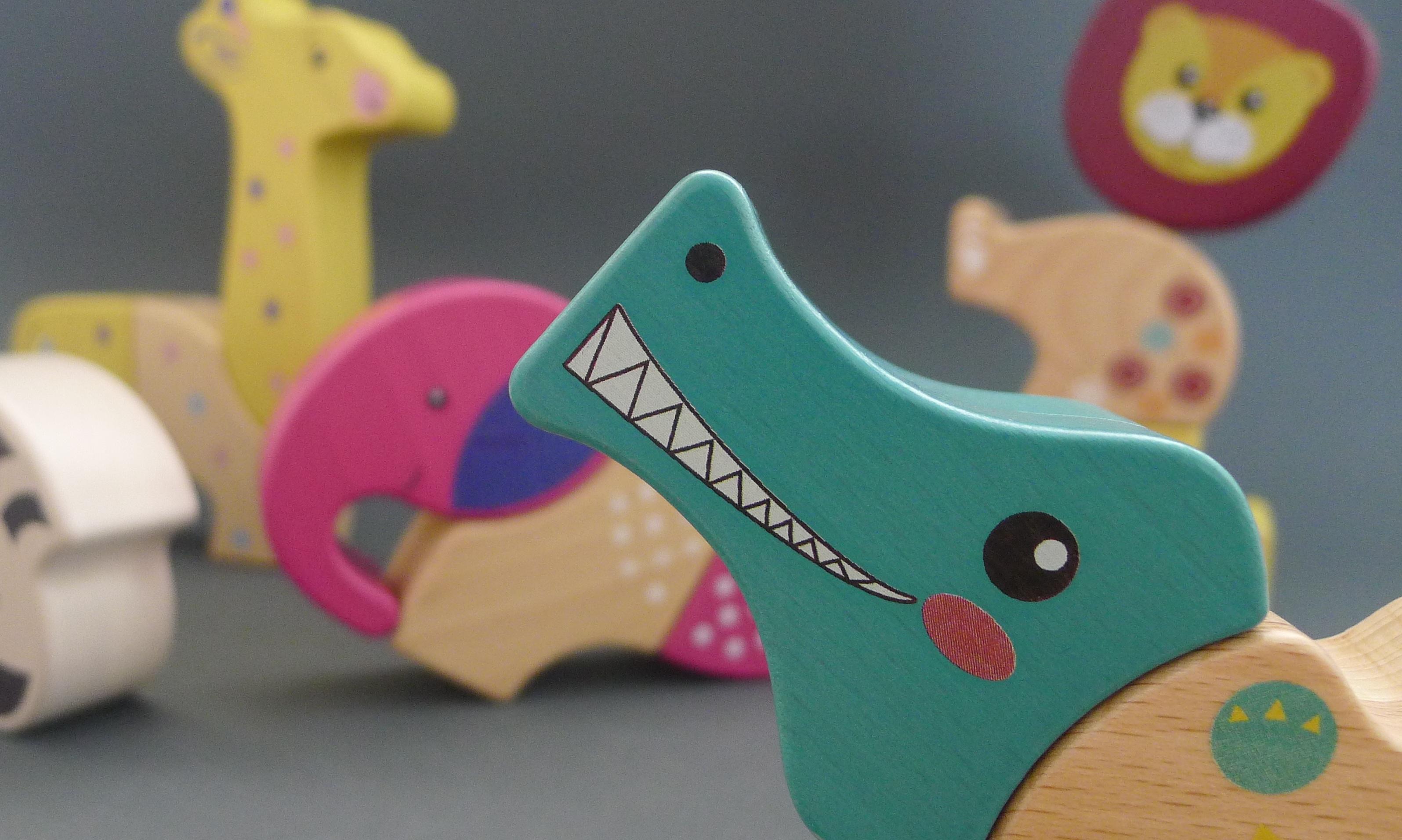 Украинский стартап, который делает деревянные игрушки собрал $37 тыс. на Kickstarter