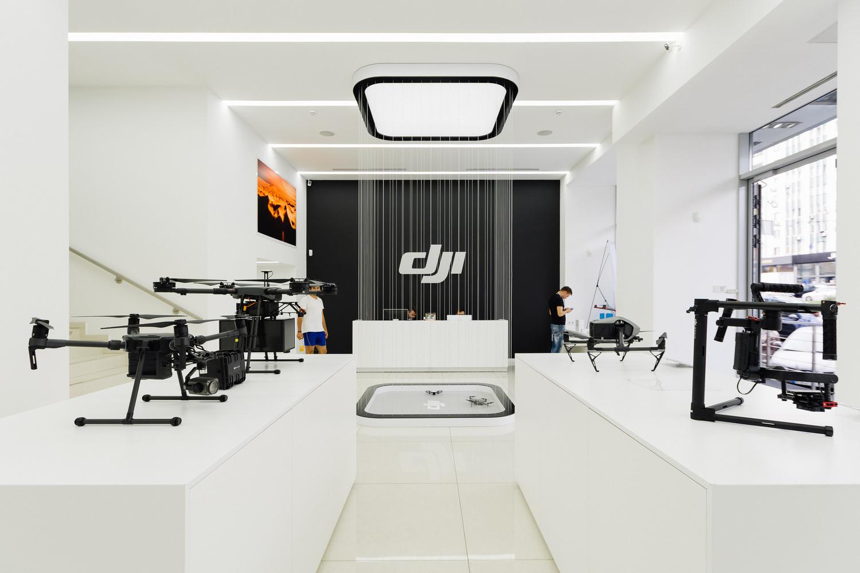 Магазин DJI Authorized Retail Store Kyiv на Бассейной