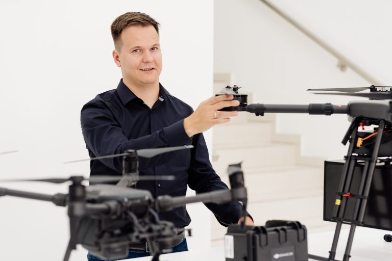 Тарас Трояк – креативный директор крупнейшего в Европе магазина бренда DJI