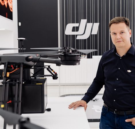 Тарас Трояк, DJI Authorized Retail Store Kyiv