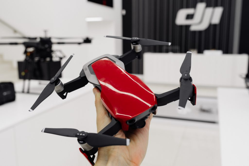 Магазин DJI Authorized Retail Store Kyiv на Бассейной