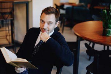 Роман Грабежов, серийный предприниматель