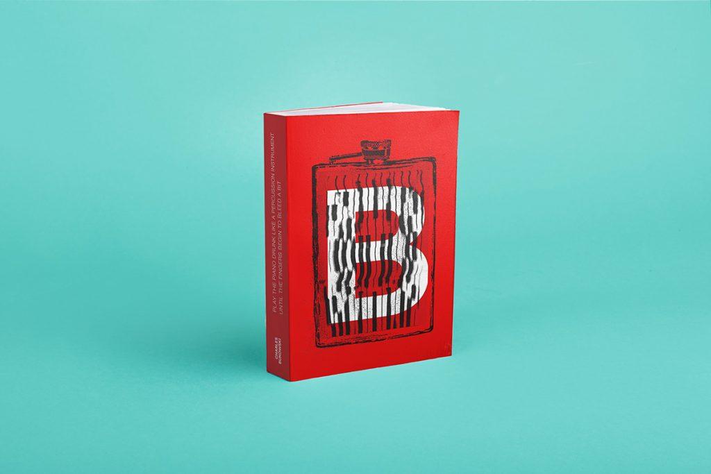 Charles Bukowski Glitch Book