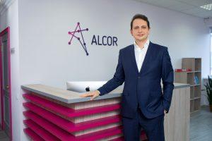 Дмитрий Овчаренко, генеральный директор Alcor