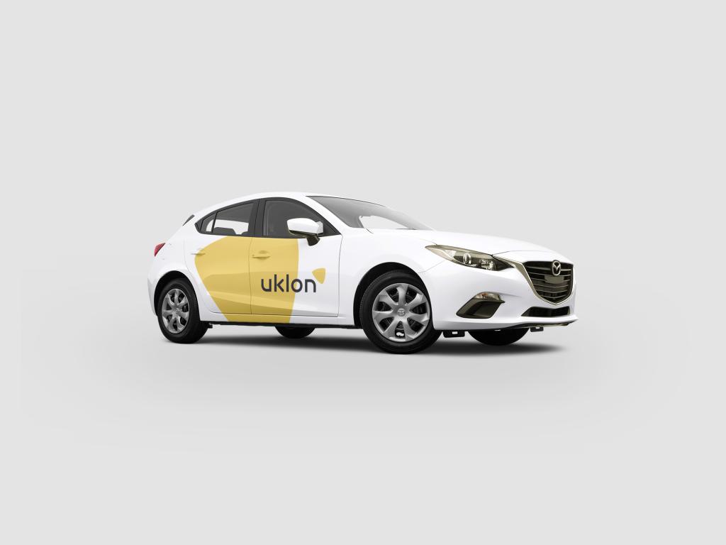 логотип Uklon