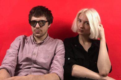 Даша Малкова-Партем и Рома Партем