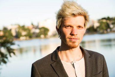 Джон Юк, американский предприниматель, который переехал в Киев