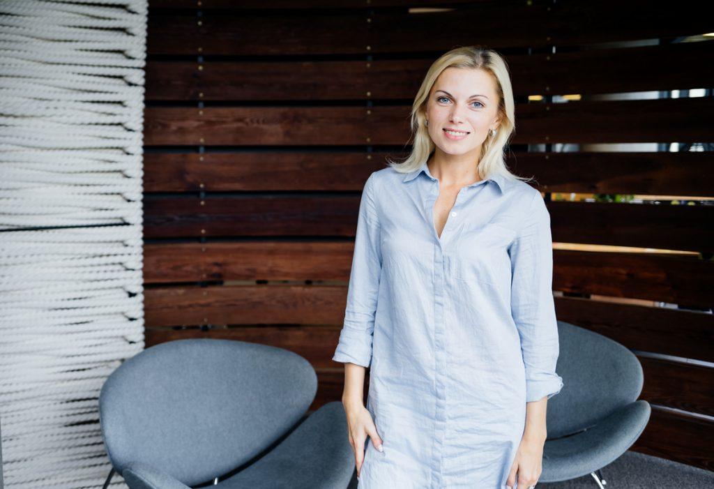 Елена Богдан, менеджер по персоналу OLX в Украине и Центральной Азии