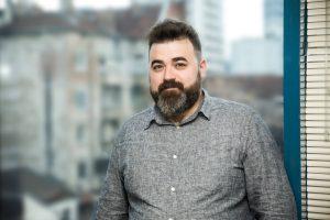 Андрей Николов, стратегический директор Ассоциации HR-forum
