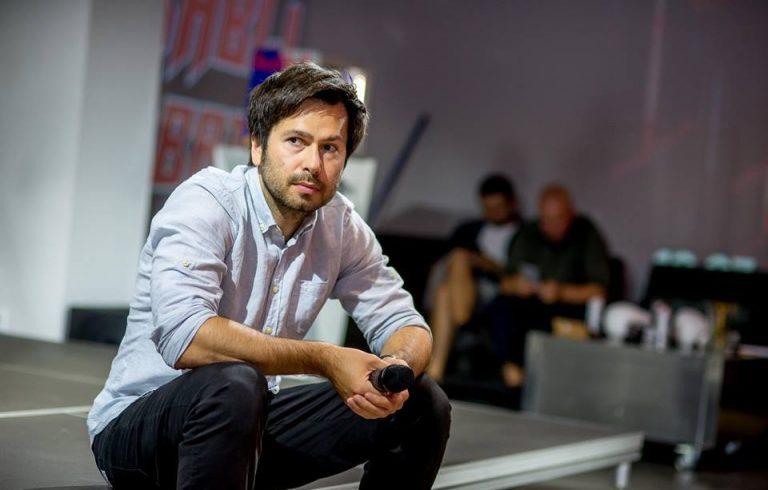 Андрей Комаровский, сооснователь акселератора Sector X